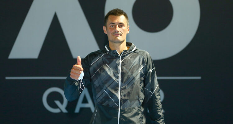 Australian Open Tomic