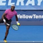 Frances Tiafoe Delray Beach
