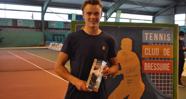 Rune Bressure ITF World Tennis Tour