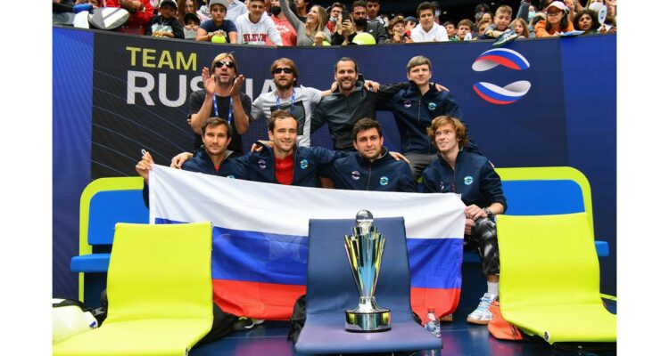 Russia ATP Cup