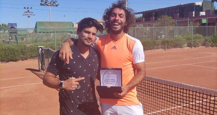 Gonzalo Lama ITF World Tennis Tour