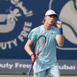Denis Shapovalov Dubai
