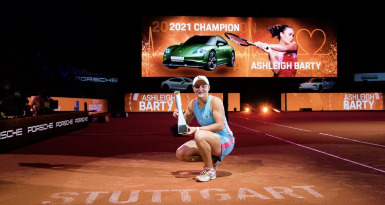 Ashleigh Barty Stuttgart Porsche Tennis Grand Prix