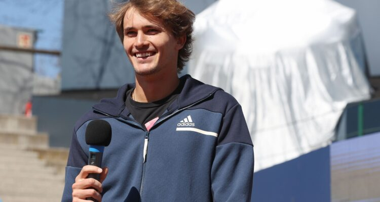 Zverev BMW Open Munich