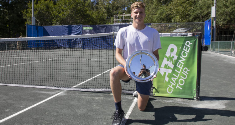 Brooksby Tallahassee Tennis Challenger