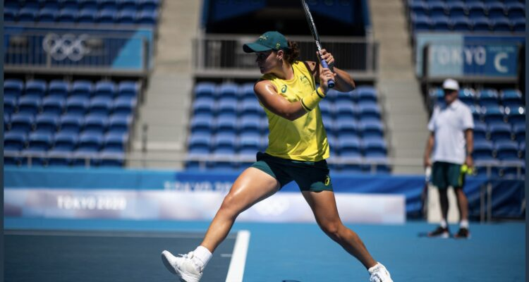 Ashleigh Barty Olympic Games